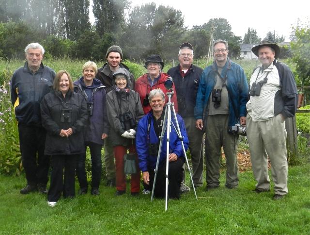 DNCB at Dunsmuir Gardens