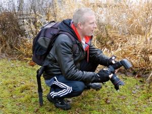 Delta Optimist photographer Gord Goble