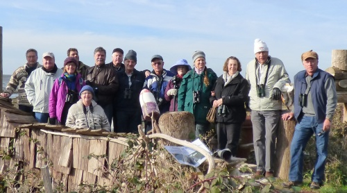 14 DNCB at Brunswick Point (missing Nance & Liz)