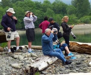 Water Bird Watchers