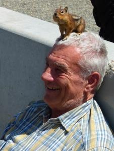 Gerhard & Ground Squirrel (LS)