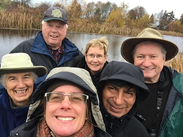 """Selfie"" of 6 wet DNCB at Terra Nova (P&A)"