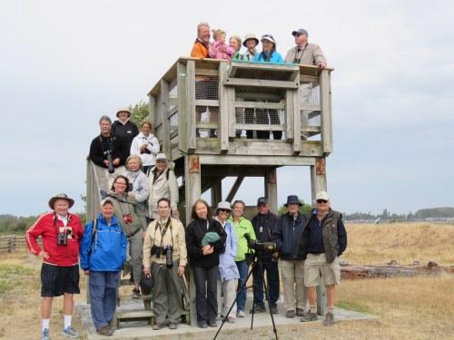 DNCB at Boundary Bay watchtower (JK)