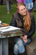 Artist Alanna Hanson (KB)