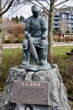 Statue to Japanese Fishermen (KB)