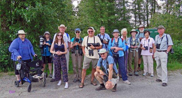 IMG_3318 Start group at Pitt Lake 2